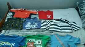 Boys clothes 11-12