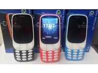 Nokia 3310 3G Unlocked /Brand New/ Sealed