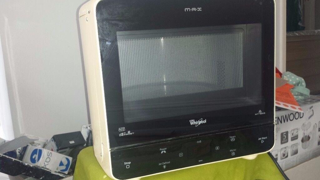 microwave - whirlpool max 700w