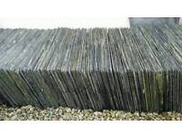 24-12 slates Bangor Blue tiles reclaimed