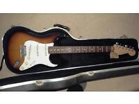 1997 Sunburst Fender Stratocaster
