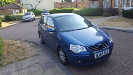 Volkswagen Polo 1.4 TDI 5dr 2005