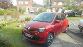 Renalt Twingo Play Red