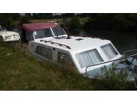 Boat for sale Seamaster 25 Thames at Lechlade mooring included