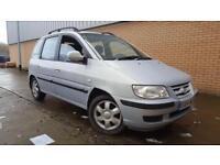 2004 Hyundai Matrix 1.5 GSI CRTDi 5dr MPV DIESEL FAMILY CAR!!! ONLY £495 BARGAIN!!!