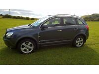 Antara S 2.0 CDTI Diesel 4x4 Automatic Very Nice Clean Car & Low Miles With Tow Bar