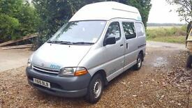 Toyota Hiace Hi-top campervan *NOW SOLD*