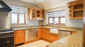 Beautiful Light Oak Kitchen for Sale