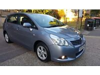 2010 Toyota Verso Tr D4d 2.0 Diesel Manual 7 Seater