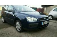 Ford Focus 1.6 tdci estate manual new shape