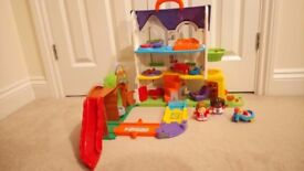 VTech Baby Toot-Toot Friends Busy Sounds Discovery House - excellent condition (over £60 new)