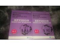 Edexcel GCSE (9-1) Revision Guide+Target 5 GCSE History Book