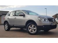 Nissan Qashqai 1.6 Acenta 2WD 5dr ((WARRANTED MILEAGE+IMMACULATE))