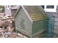 Large Chicken Coop For Sale