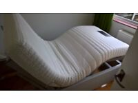 Mammoth single 3ft Electric adjustable bed