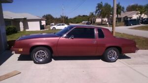 Looking for cutlass project car