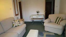 Quiet self contained furnished flat