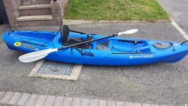 Kayak - Wilderness Systems Tarpon 100 in first class condition - very little use