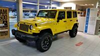 2015 Jeep WRANGLER UNLIMITED **X EDITION**33 INCH MICKEY THOMPSO