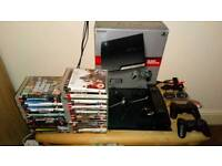 Ps3 with 34 games