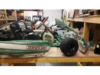 Kart chassis rotax max