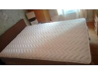 """4'6"""" sprung double mattress brand new and un used"""