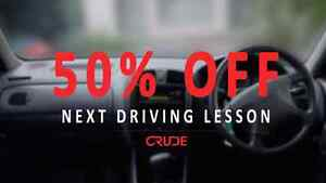 CRUDE Ultimate Driving Education Essendon Moonee Valley Preview