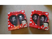Two brand new Betty Boop gift sets - £3 each or both for £5
