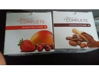 Meal replacement bars x30