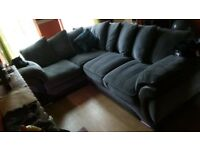 Lovely comfortable corner sofa