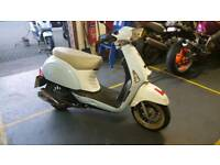 Znen revival 50cc moped scooter