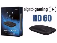 Elgato HD60 Game Capture Card 1080p 60fps for Xbox One/PS4/Xbox 360/
