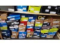 Job Lots Adidas, Reebok, Umbro, Onitsuka Tiger, Lambretta ETC Footwear 200 Pairs
