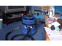 blue hoover like new £50.00 no offers