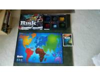 Risk Board Game (New & Complete)