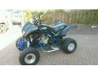 2008 quadzilla 450r road legal quad not ltz raptor palaris ltr £2000