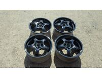 Cromodora 17 alloy wheels 4 x108 Ford,Peugeot, Citroën very good condition