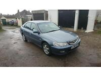 HONDA ACCORD 2.0i VTEC SE 5dr - Cheap family hatchback (blue) 2002