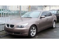 2006 06 BMW 520D SE DIESEL GENUINE LOW 77K MILES(CHEAPER PART EX WELCOME)