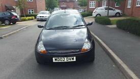 Ford KA 1.3 BLACK *FULL MOT*