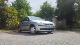 Vauxhall Corsa gsl..900cc..long mott..low milages...drives exelenet..any offers??