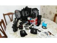 Canon eos t5 (1200d) dslr