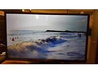 """Hitachi 40"""" led tv for sale at Morley tv sales, Morley, LEEDS"""