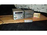 Technics 4 Amplifier System