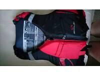 Medium sola life jacket (new)