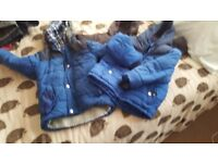 Boy winter coats 2/3