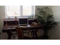 Barker & Stone house Desk & Chair