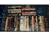 175 dvds plus 8 box sets bargain for booters or collectors