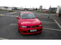 Seat Leon Cupra R 301BHP with proof. Forged engine.
