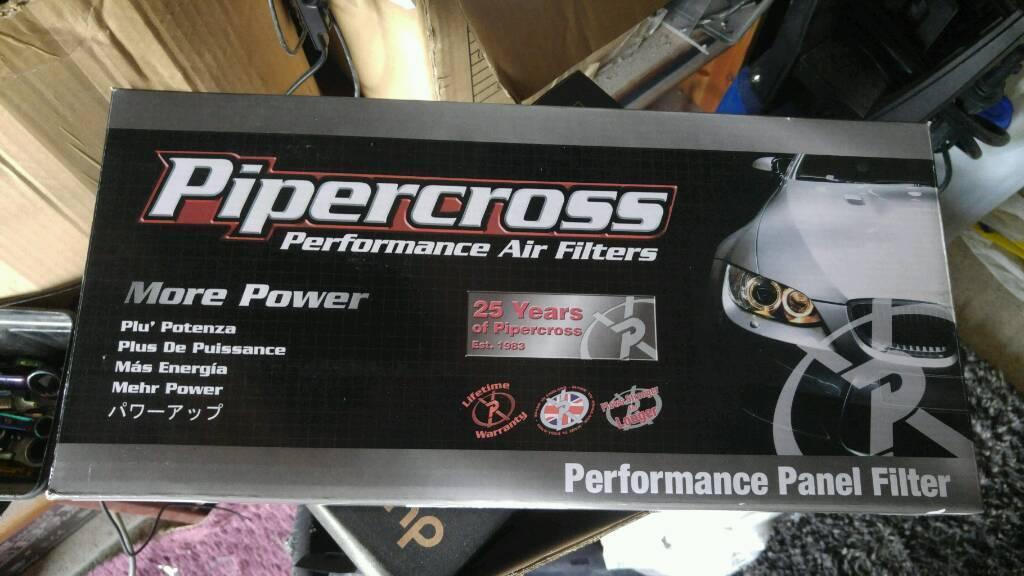 Pipercross PP-1620 air filter. Mondeo mk3
